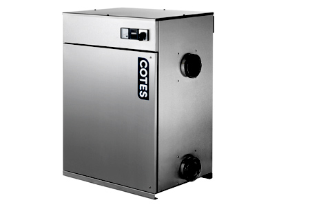 Ambale dehumidifier for Chocolate Manufacturing Facilities in NZ