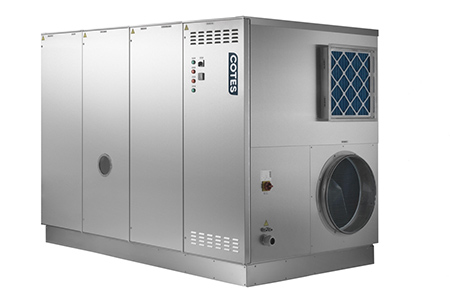 Ambale Ducted Dehumidifiers for Chocolate and Confectionary Factories NZ