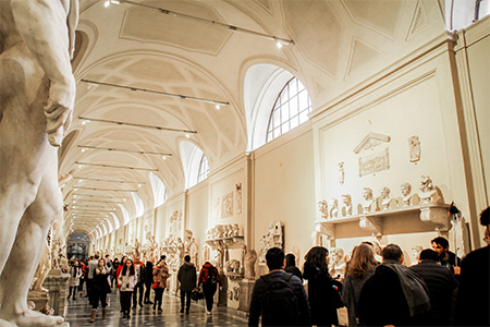 Dehumidifier usage in museums and art galleries