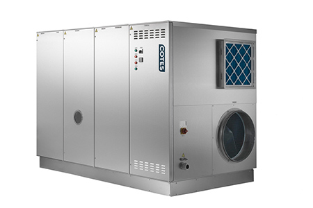 Ambale Dehumidifiers for Dairy Processing in New Zealand