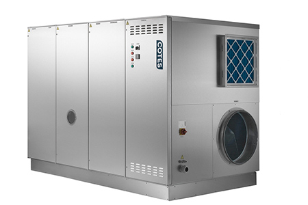 Ambale Ducted dehumidifiers for Gym in NZ