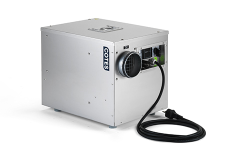 Desiccant Dehumidifiers for Waterworks
