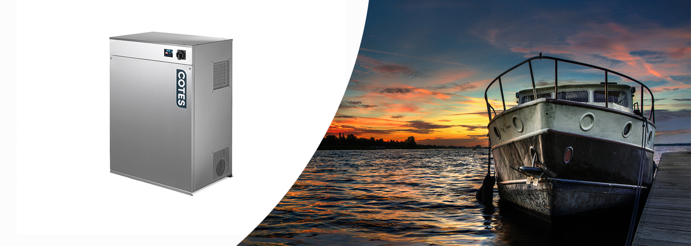 Dehumidifiers for Boat Storage in NZ