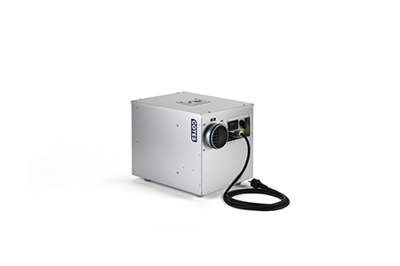 Ambale Mobile dehumidifiers for Boat Storage