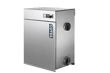 Dehumidifiers for Iron and Steel Factories to prevent from Rusting