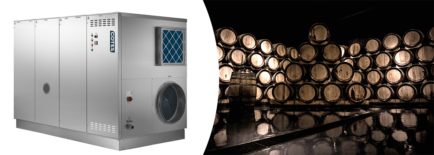 Ambale Dehumidifiers for Wineries in NZ